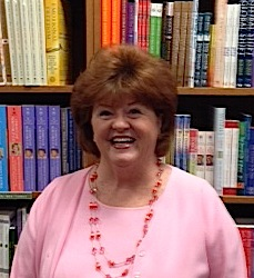 Linda Galloway, Sacred Path Books & Gifts Mgr.