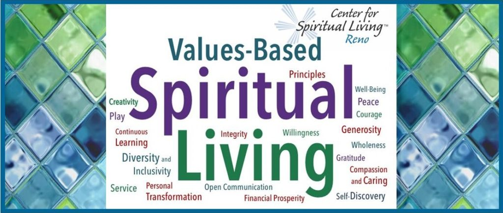 Sunday Services at Center for Spiritual Living